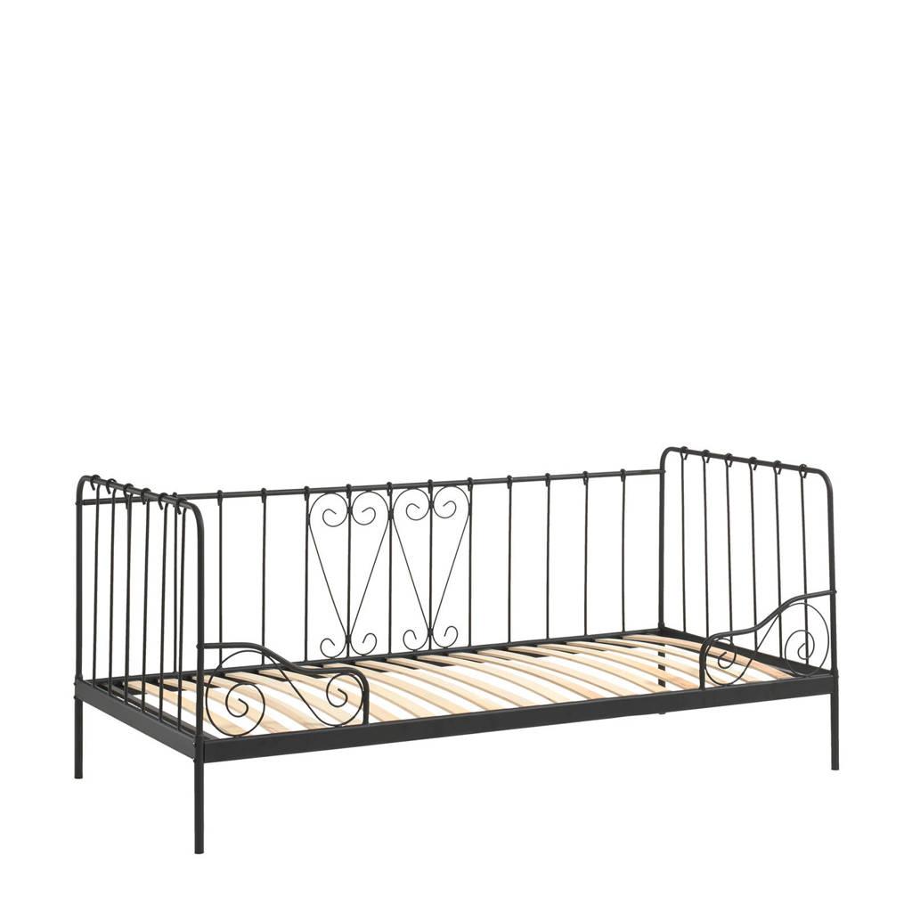 Vipack bed Alice (90x200 cm), Zwart