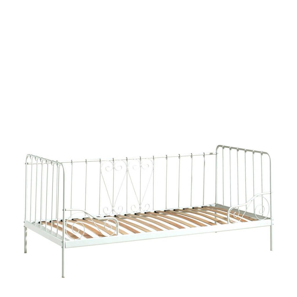 Vipack bed Alice (90x200 cm), Wit