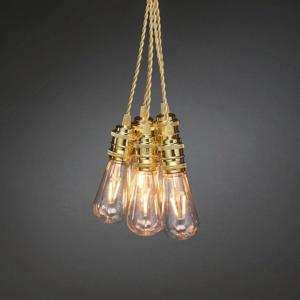 LED Indoor lichtsnoer (3,5m, 8 lichtbronnen)
