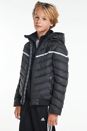 winterjas Crowwy zwart