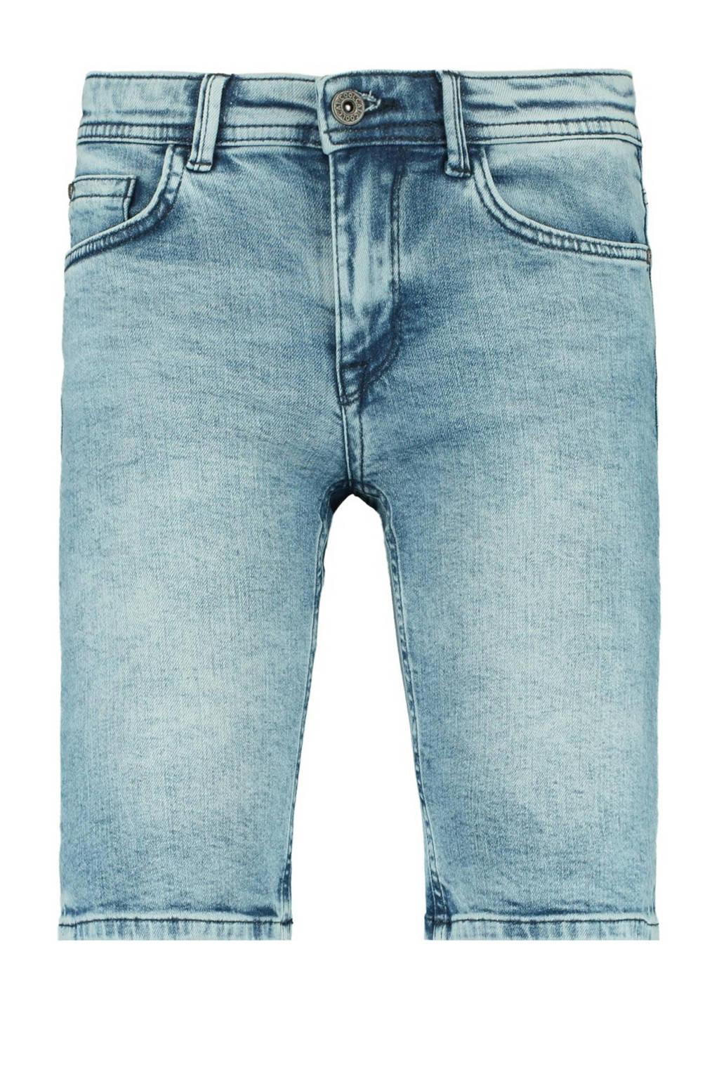CoolCat Junior jeans bermuda Ned light denim, Light denim