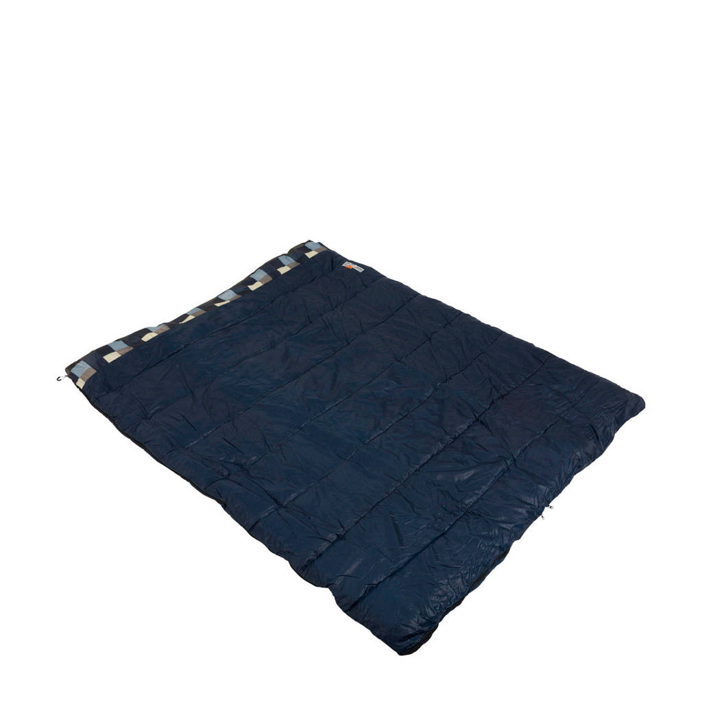 Alpine Design  Doublewide Mesa Rec Bag slaapzak, Blue/Blue