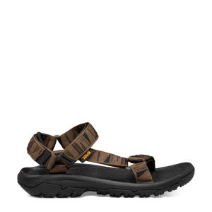 Hurricane XLT  outdoor sandalen antraciet/groen