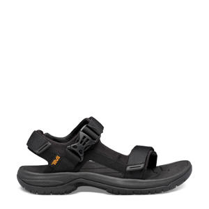 Tanway Leather  outdoor sandalen zwart