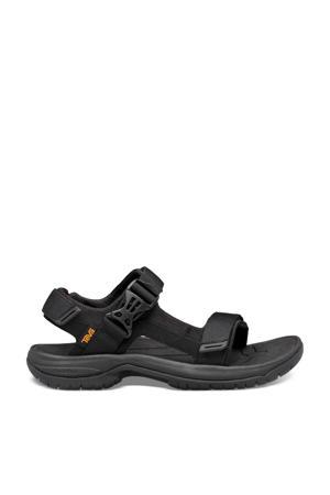 Tanway Leather  outdoor sandalen zwart