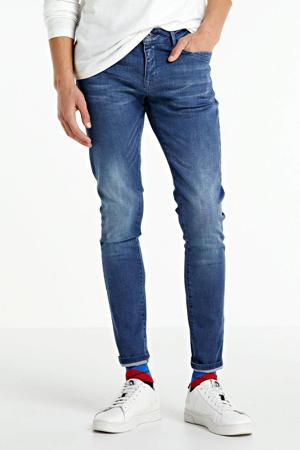 skinny jeans blue smoke