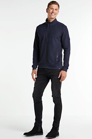 skinny jeans Ultimo zwart