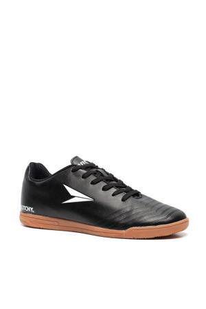 IC zaalvoetbalschoenen zwart