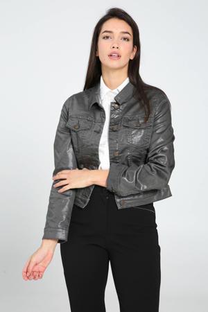 coated jasje taupe