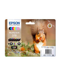 Epson  cartridge 378 inkt Multipack