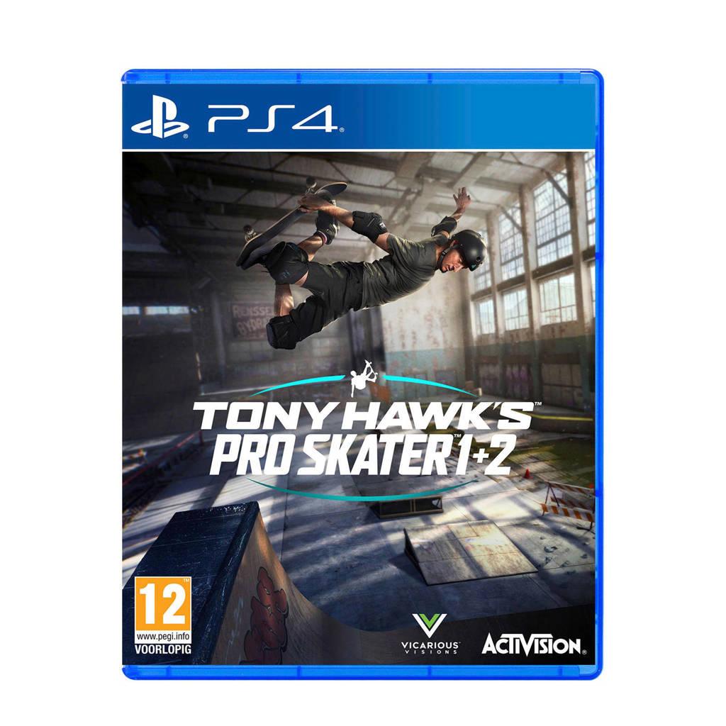 Tony Hawks Pro Skater 1 + 2  (PlayStation 4)