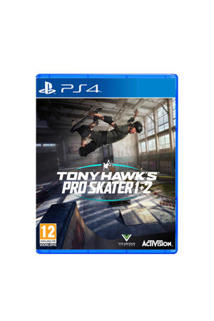Tony Hawks Pro Skater 1 + 2  (PlayStation 4)