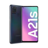Samsung GALAXY A21S 64 GB (zwart), Zwart