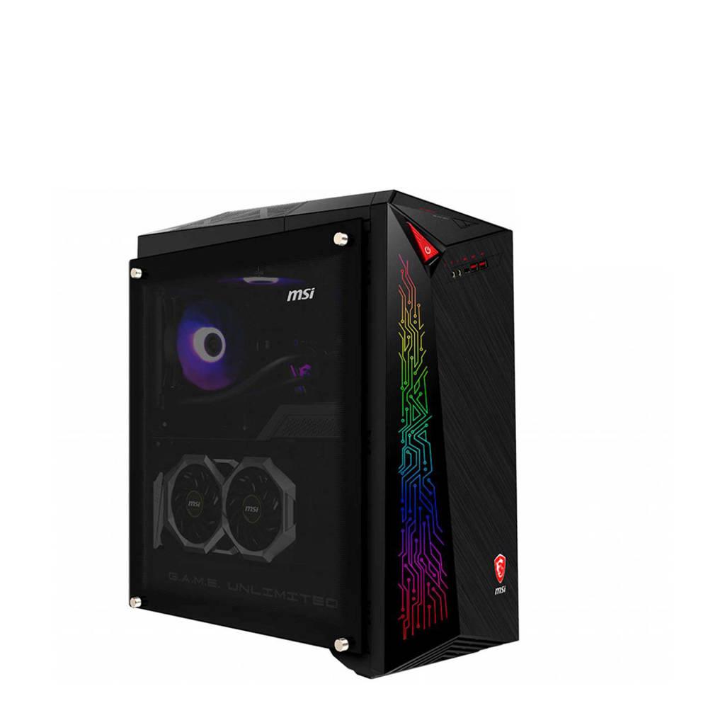 MSI MEG INFINITE X 1 gaming desktop, Zwart