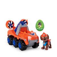 Paw Patrol  Dino Rescue - Deluxe Dino Themed Vehicle Zuma