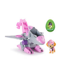 Paw Patrol  Dino Rescue - Deluxe Dino Themed Vehicle Skye