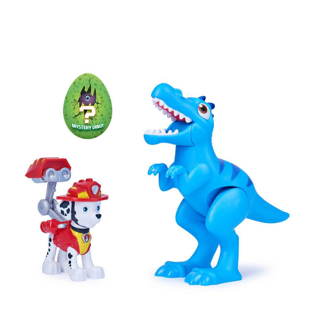 Paw Patrol  Dino Rescue - Dino Action Pack Pup Marshall