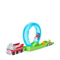 Paw Patrol  True Metal Ultimate Fire Rescue Set