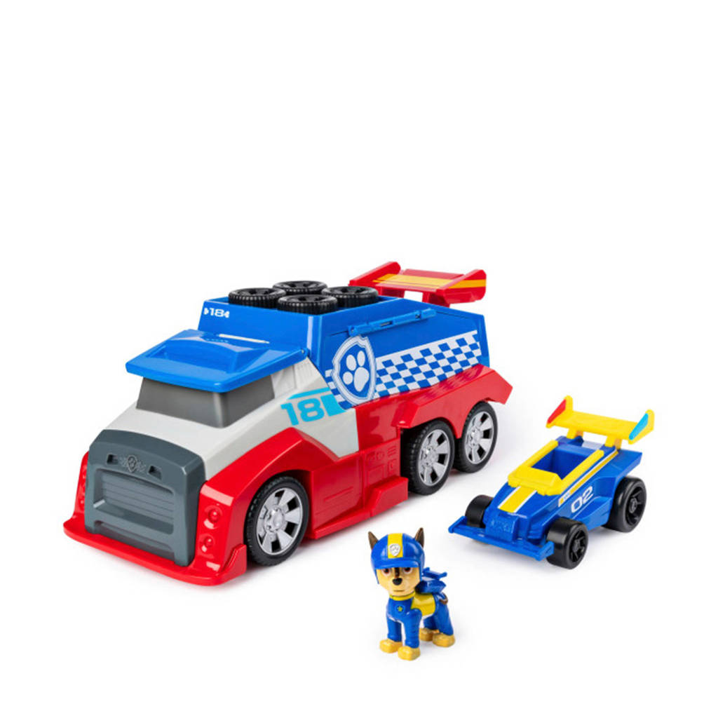Paw Patrol  Ready Race Rescue - Mobile Pit Stop Vehicle, Multi kleuren