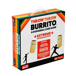 Throw Throw Burrito - Extreme Outdoor kaartspel