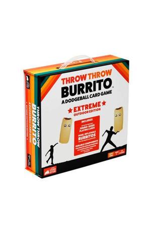 Throw Throw Burrito - Extreme Outdoor kaartspel