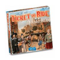 Days of Wonder Ticket to Ride Amsterdam bordspel