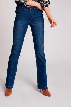 bootcut jeans stonewashed blue