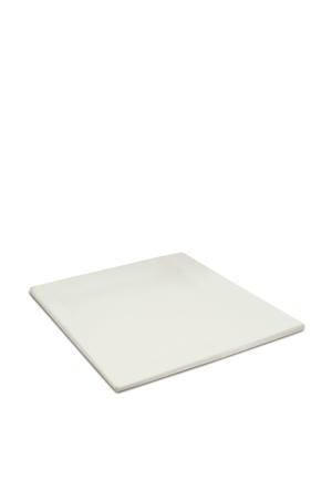 polyester topmatras hoeslaken Ivoor