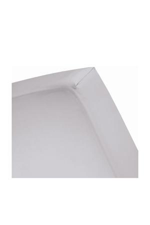 polyester hoeslaken Lichtgrijs