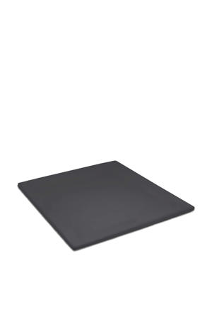 polyester topmatras hoeslaken Antraciet