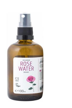 Rose water organic bloemenwater -  100 ml