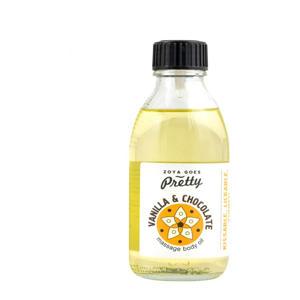 Massage Vanilla & Chocolate bodyolie - 100 ml