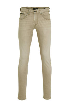 regular fit jeans V850 Rider beige