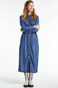 NOISY MAY blousejurk Cersei blauw, Blauw