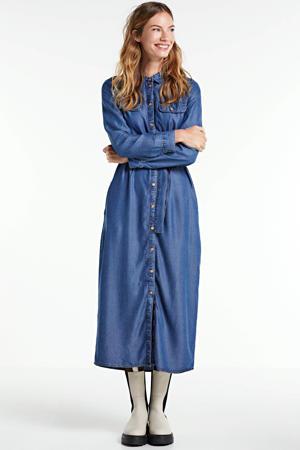 blousejurk Cersei blauw