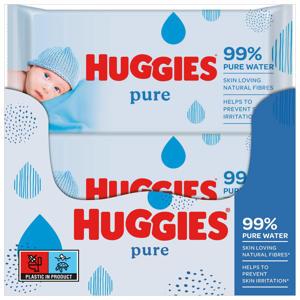 Babydoekjes Pure - 18x56 stuks
