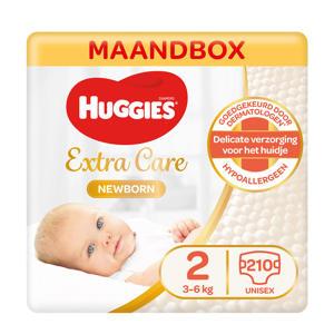 Newborn luiers maat 2 (3-6 kg) 210 luiers