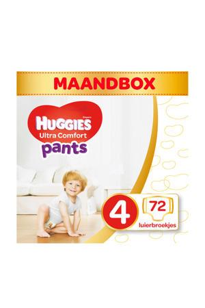 Ultra Comfort Pants maat 4 (9-14 kg) 72 luierbroekjes