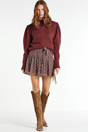 trui Harlene roodbruin