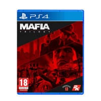 Take Two Mafia Trilogy (PS4)