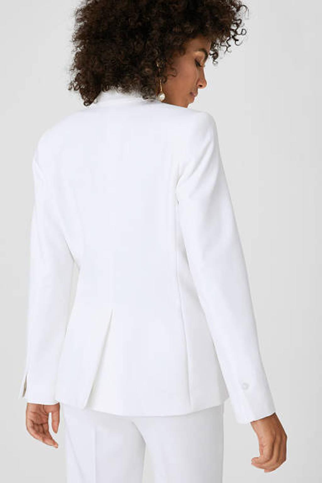 C&A blazer wit, Wit
