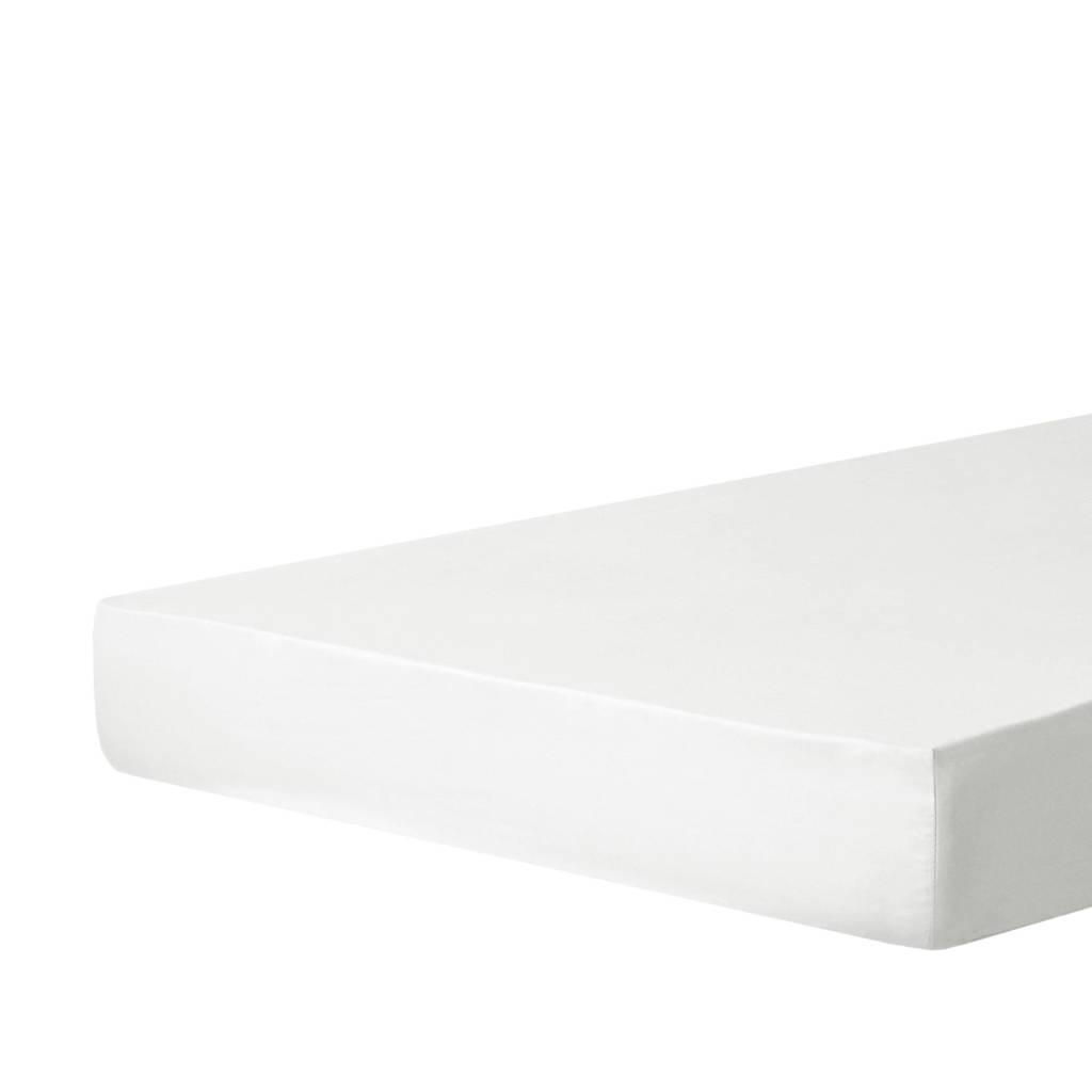 whkmp's own katoenen hoeslaken Wit