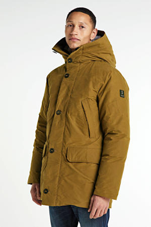 parka Valdez 680 sepia brown