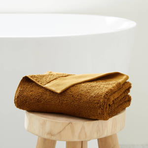 handdoek hotelkwaliteit (50 x 100 cm) Toffee