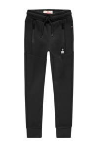 Vingino Essentials joggingbroek met biologisch katoen zwart, Zwart