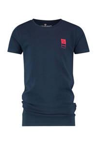 Vingino Essentials T-shirt met biologisch katoen donkerblauw, Donkerblauw