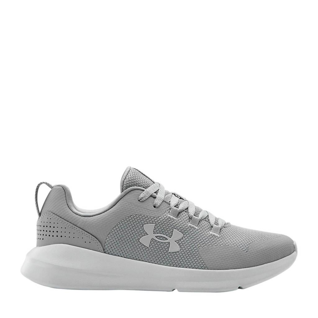 Under Armour Essential  sneakers grijs, Grijs