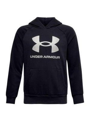 sport hoodie zwart