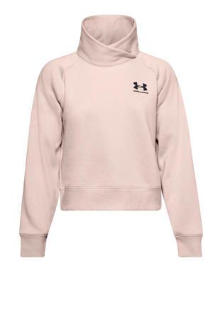sportsweater lichtroze