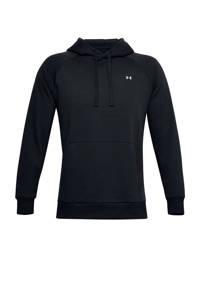 Under Armour   sport hoodie zwart, Zwart